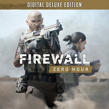 إصدار digital deluxe من firewall zero hour