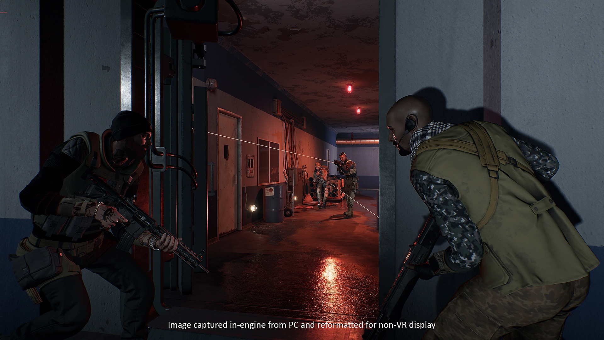 لقطة شاشة firewall zero hour