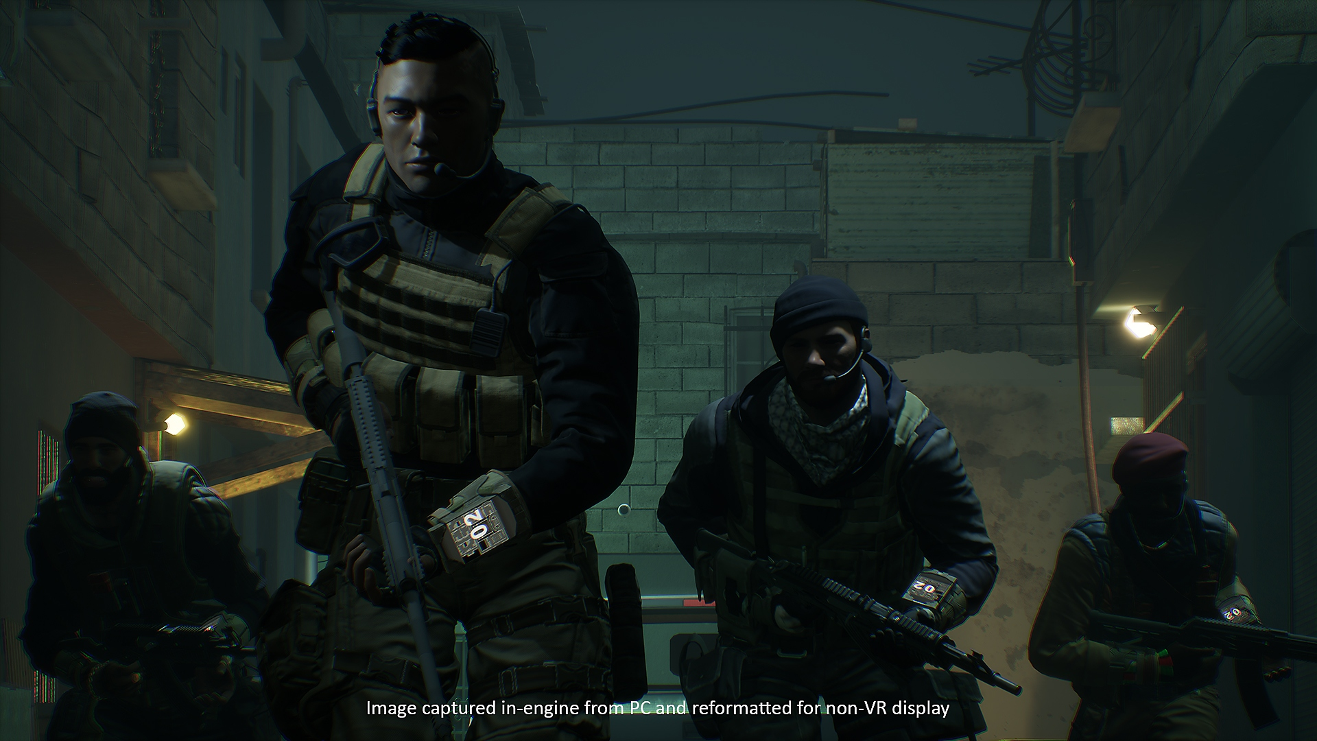 firewall zero hour screenshot