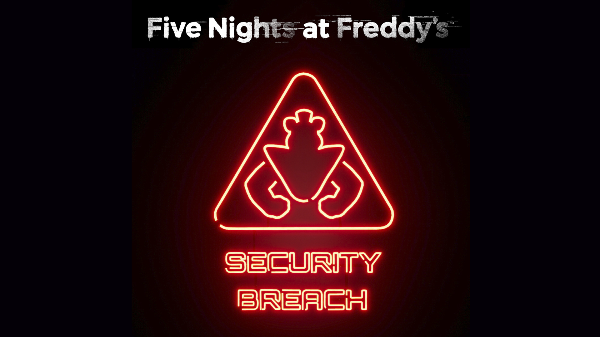 Five Nights at Freddy's: Security Breach - วัตถุโปรโมต