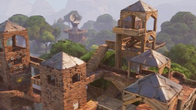 Fortnite - Save the World - Screenshot van gameplay 8