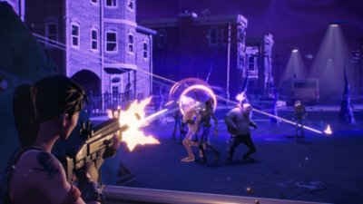 Fortnite - Save the World - Screenshot van gameplay 4