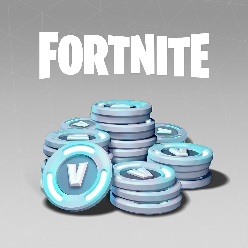 Fortnite - 2,500 V-Bucks - Store Art