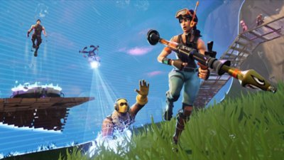Fortnite - Battle Royale - Screenshot van gameplay 5