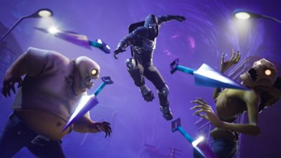 Fortnite - Battle Royale - Screenshot van gameplay 7