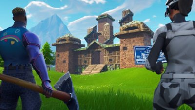 Fortnite - Battle Royale - Gameplay Screenshot 8
