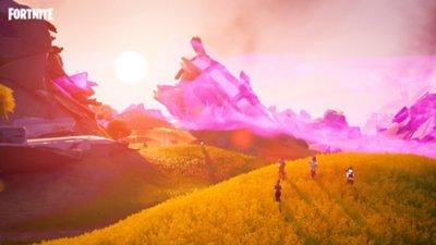 Fortnite - Battaglia reale - Screenshot dell'azione di gioco 8