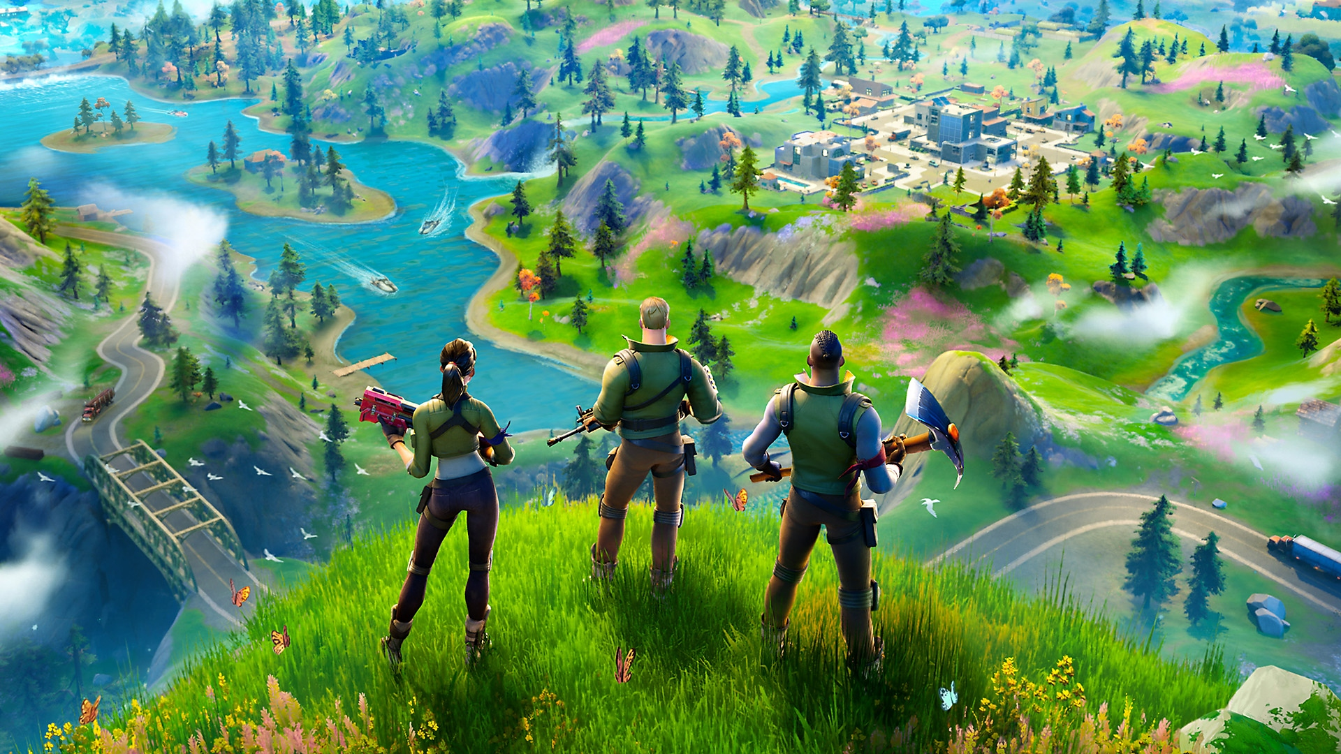 Fortnite – Season 2 key art