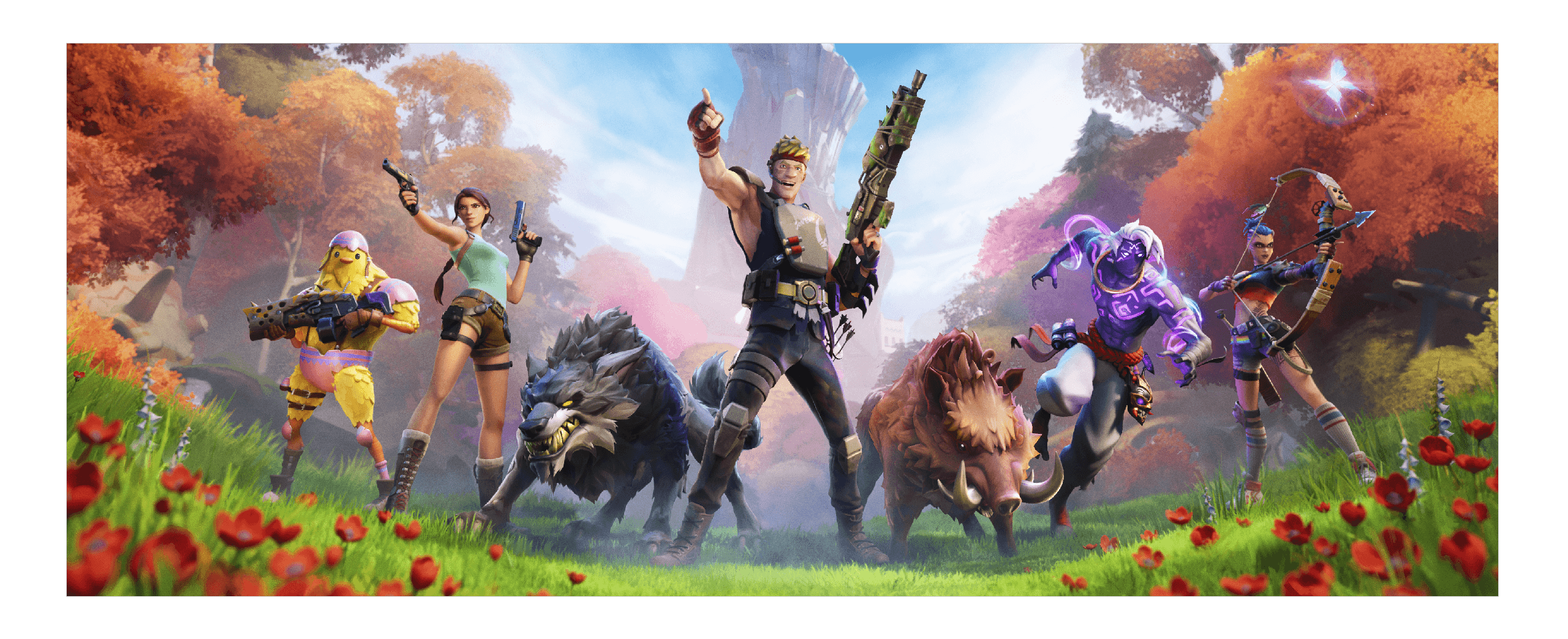 Chapter 2 - Season 6 Battle Pass keyart