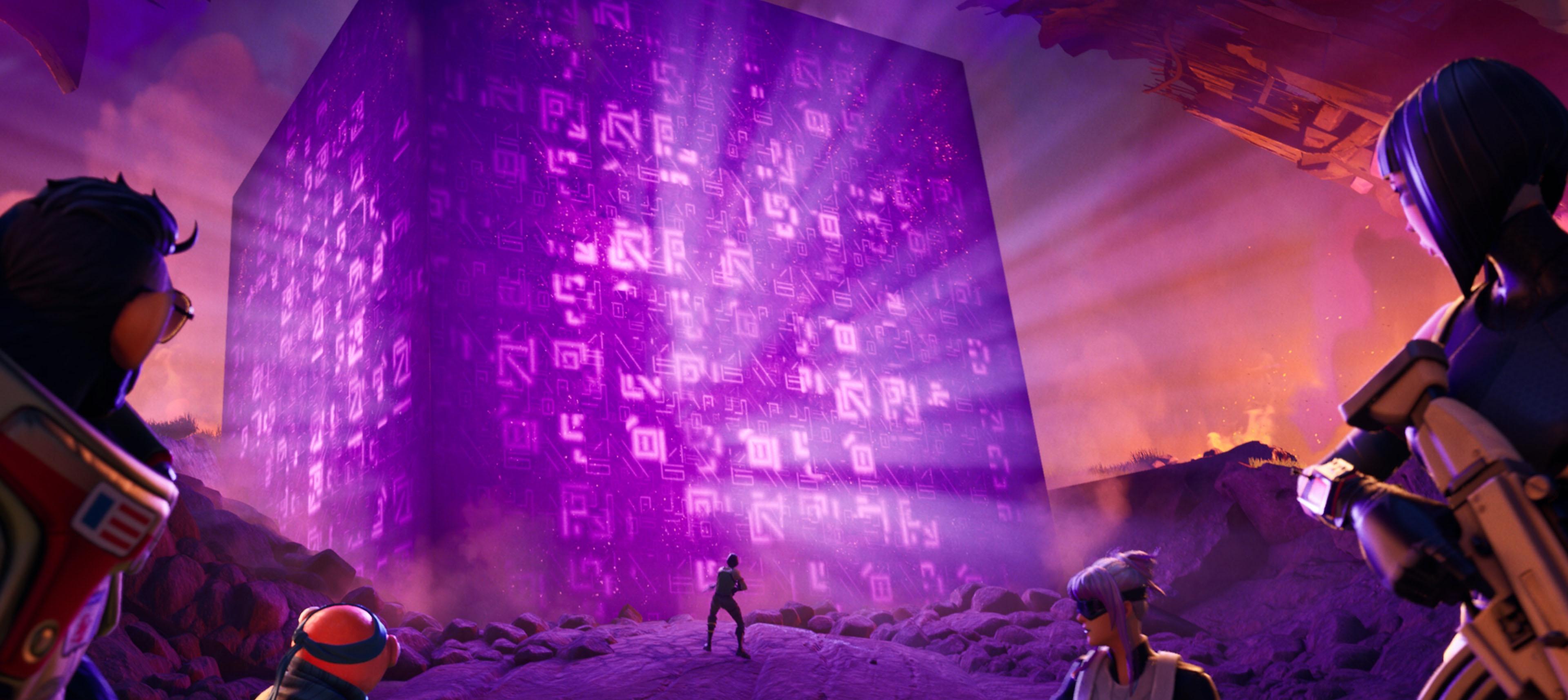 Fortnite - Panoramica del gioco - Sfondo