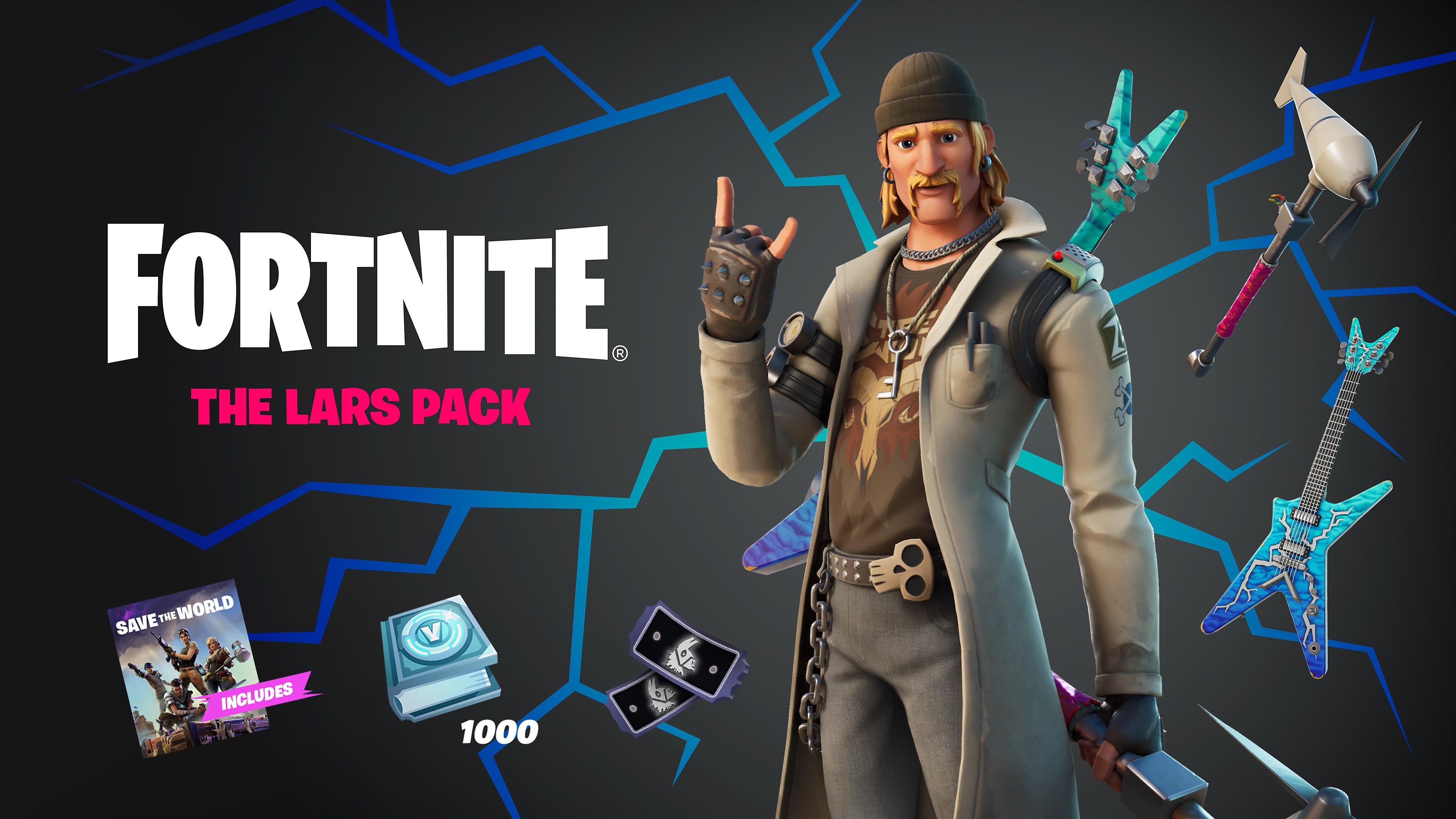 Fortnite - Il pacchetto Lars