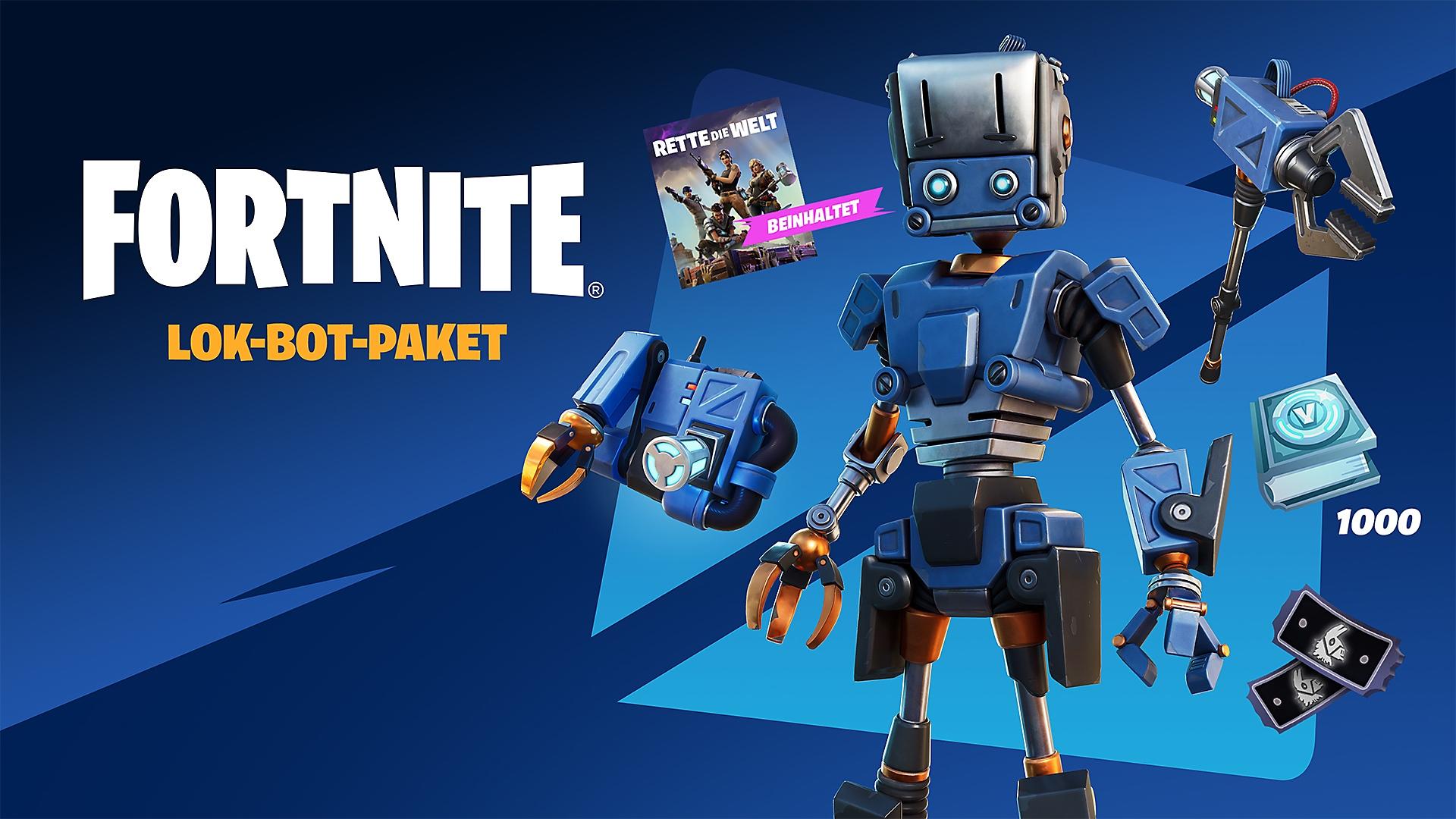 Lok-Bot-Paket