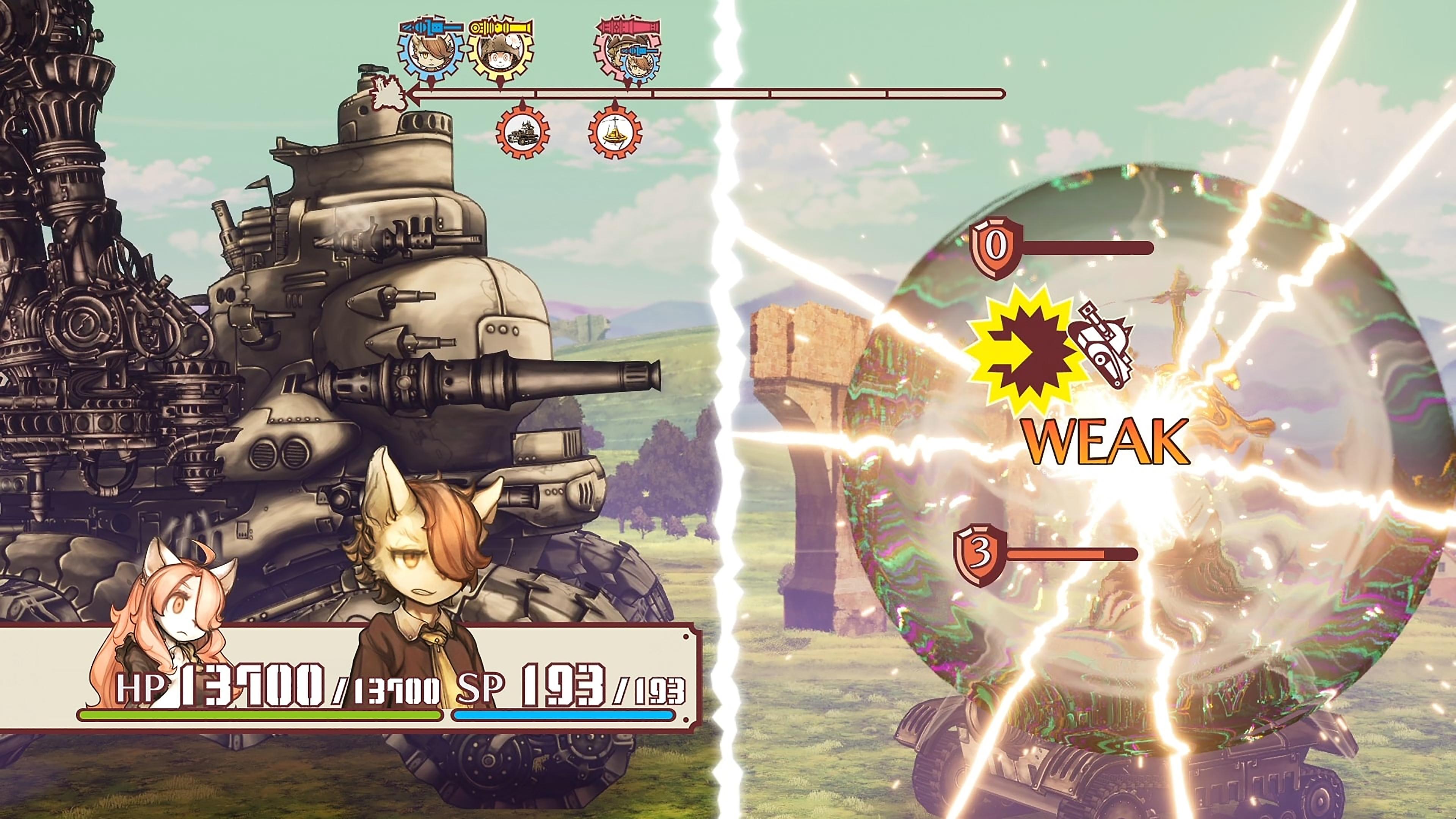 戦場のフーガ - Gallery Screenshot 5