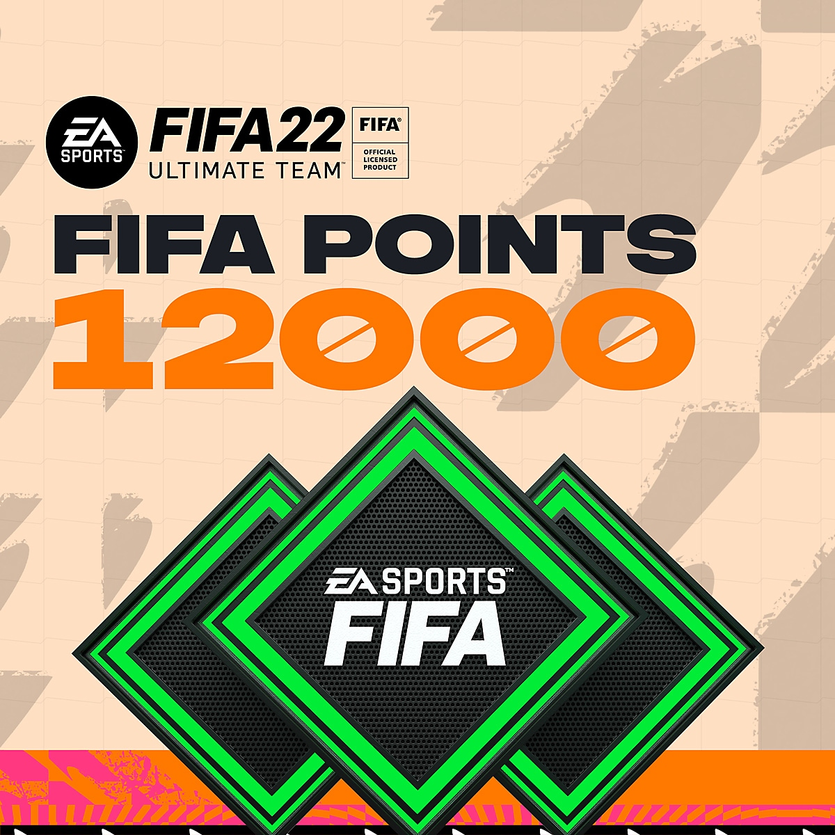FIFA Ultimate Team - fifa points art
