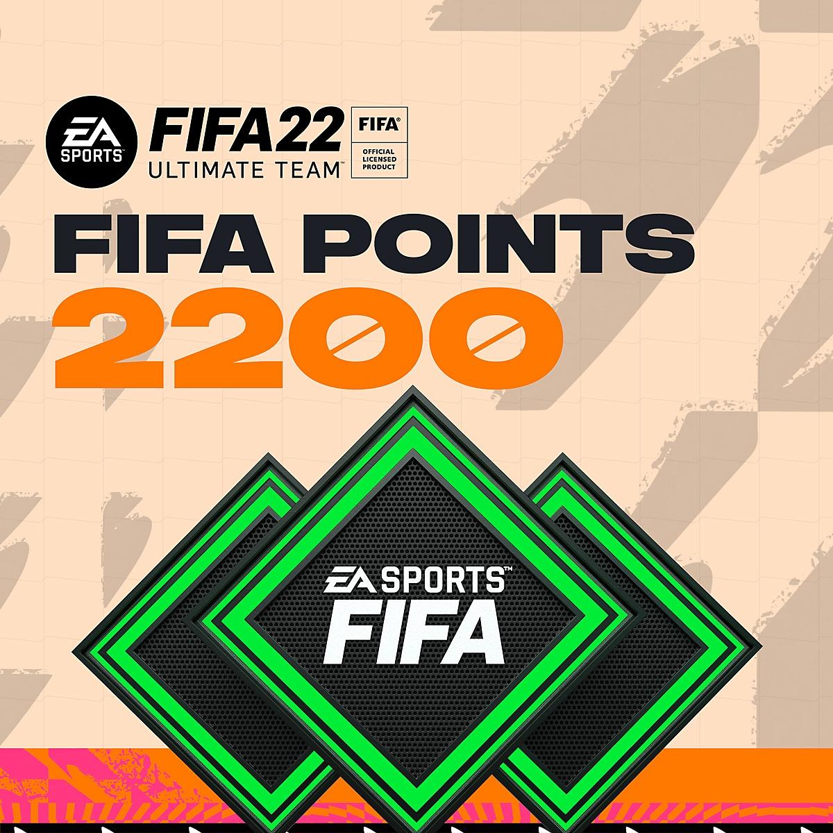 FIFA Ultimate Team - illustration points fifa