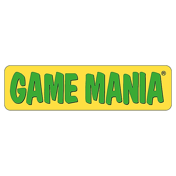 Game Mania Retailer Logo