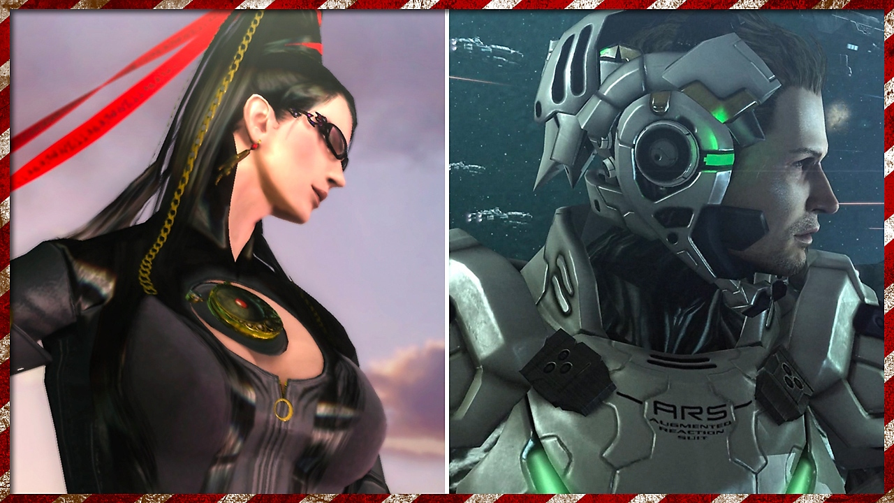 Bayonetta & Vanquish 10th Anniversary Bundle - Launch Trailer