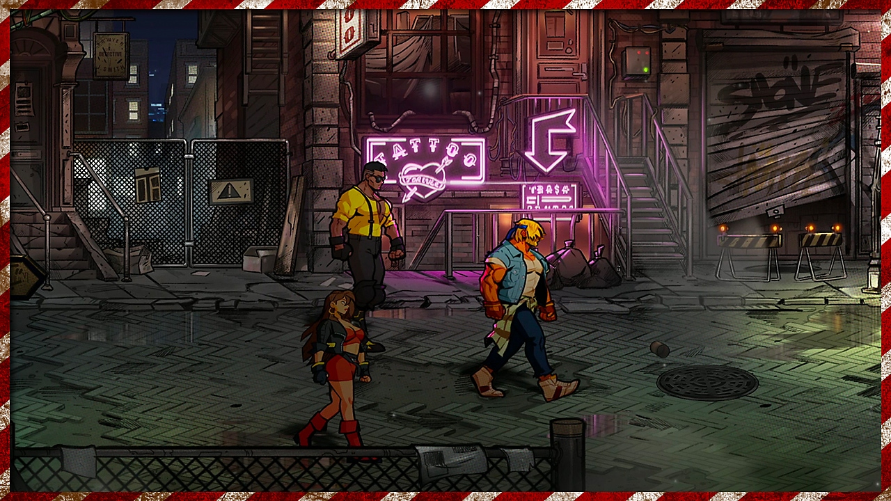 Streets of Rage - Launch Trailer