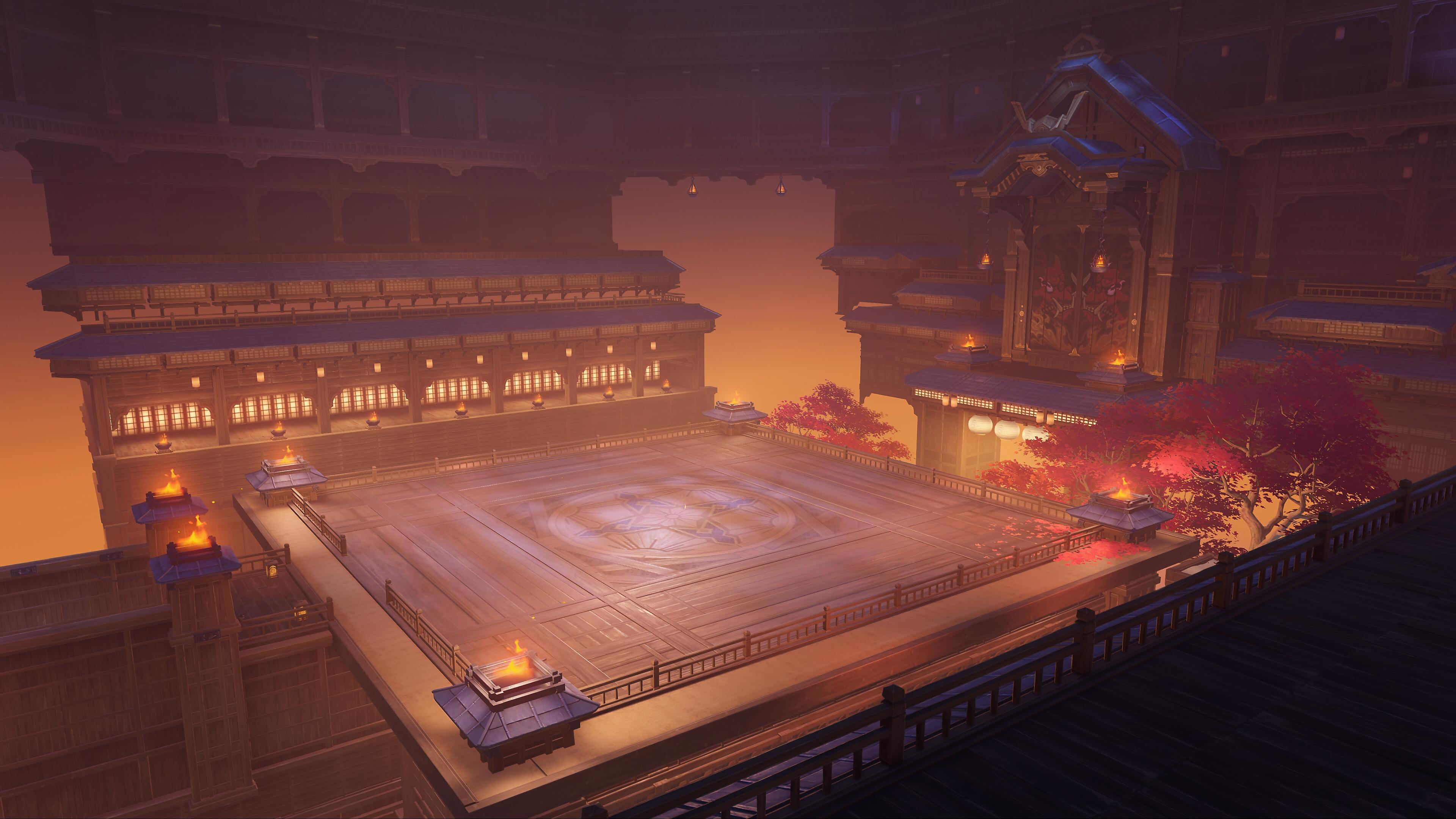 لقطة شاشة Genshin Impact