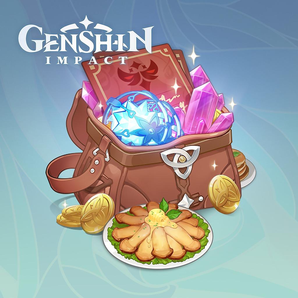Genshin Impact - Adventurer's Bundle