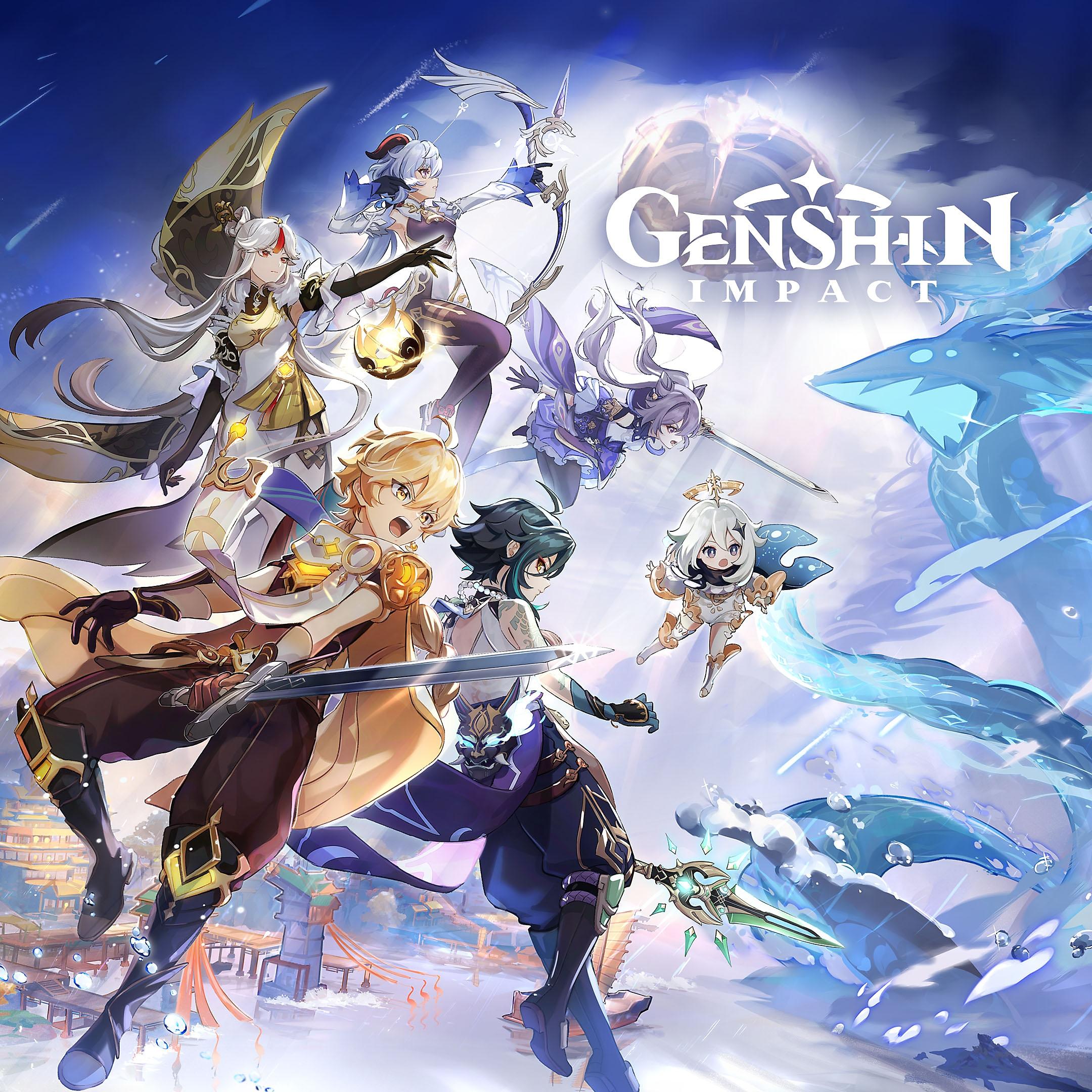 Genshin Impact – Standard Edition