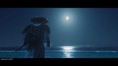 لقطة شاشة من شبح تسوشيما