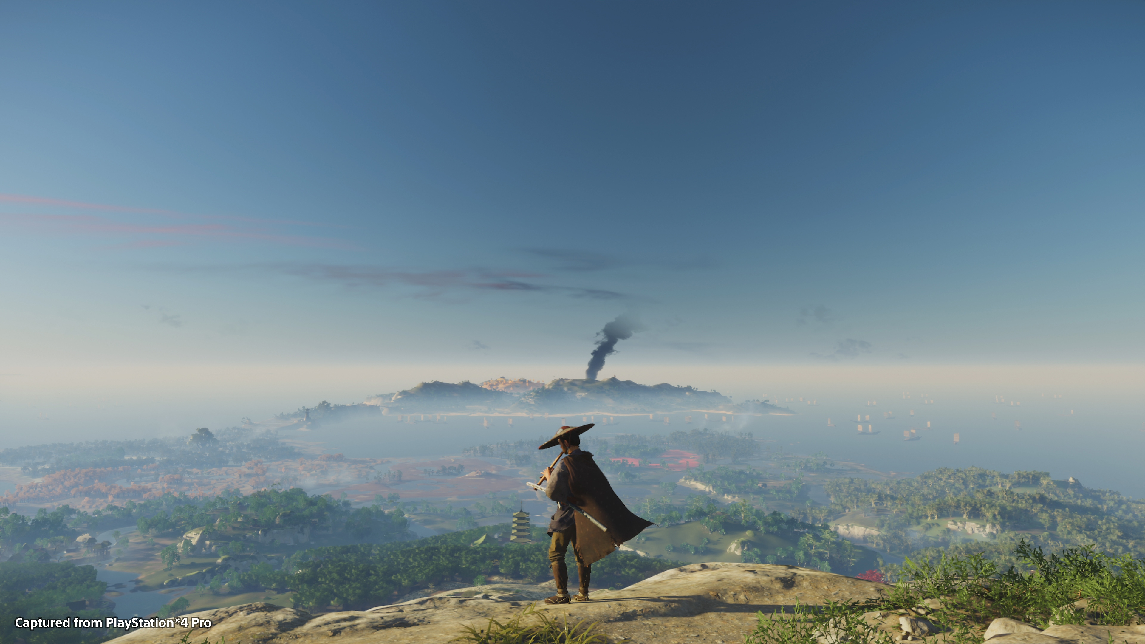 ghost of tsushima screenshots