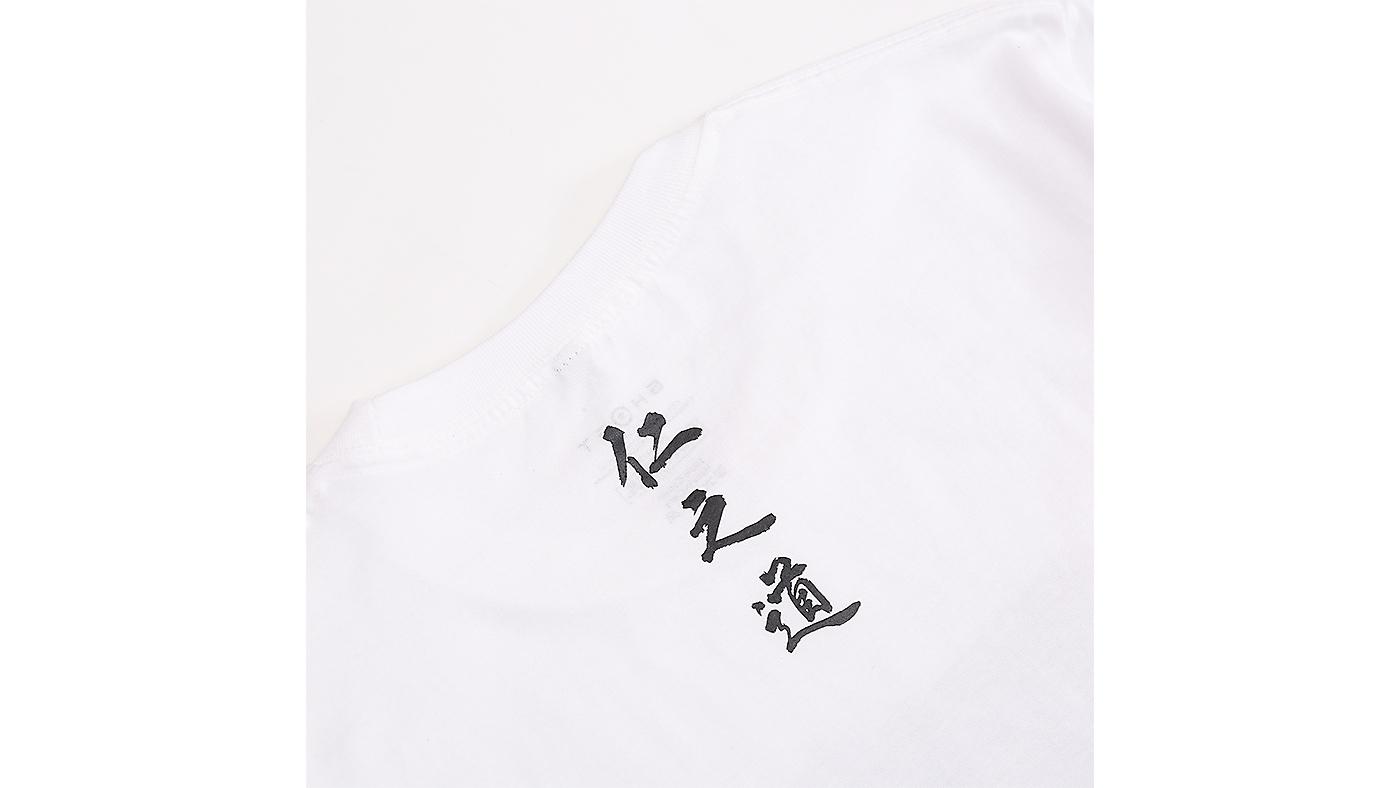 Ghost of Tsushima 仁之道 Tシャツ(白) Gallery Image 3