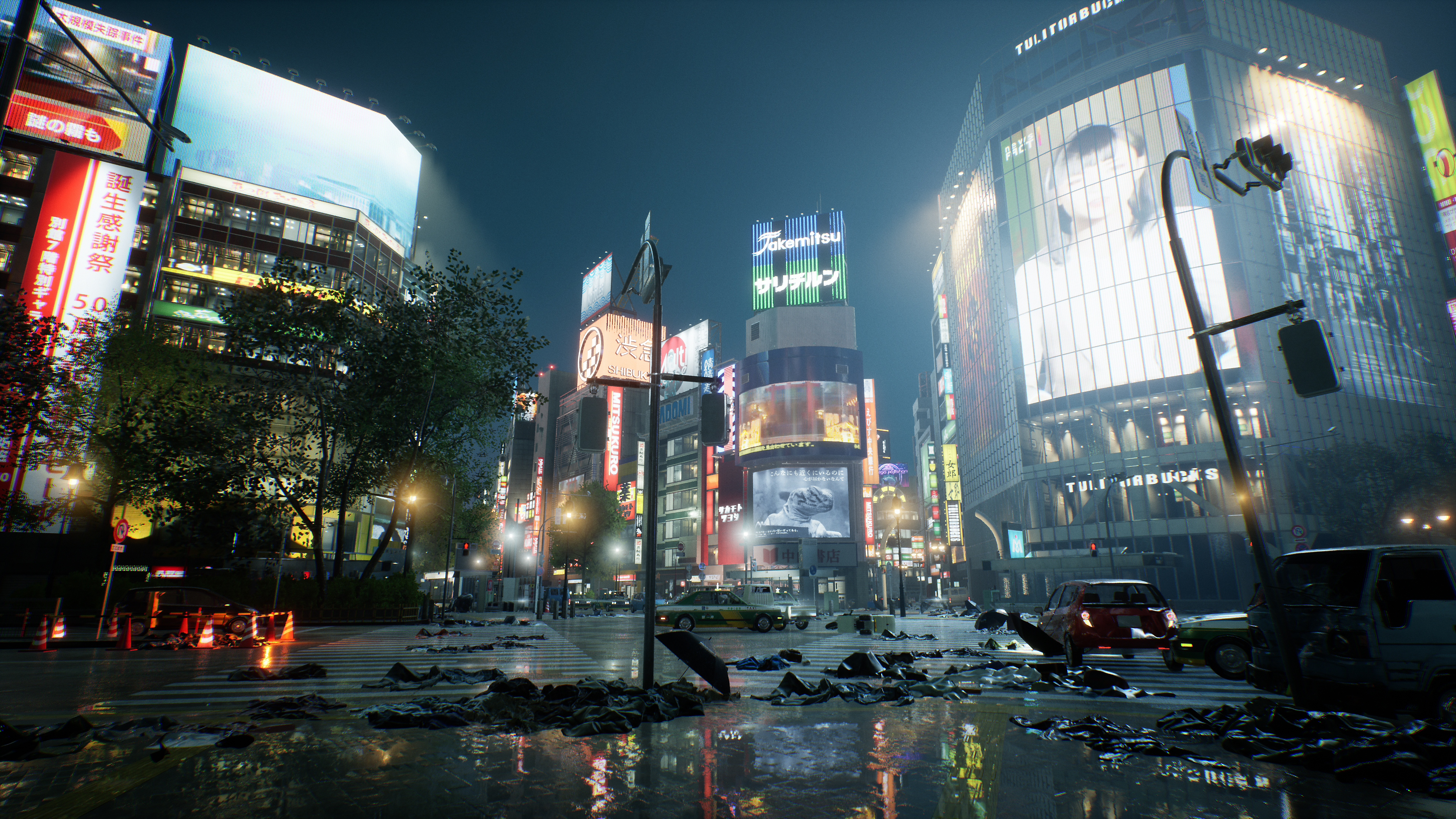 GhostWire: Tokyo - Galeri Ekran Görüntüsü 1