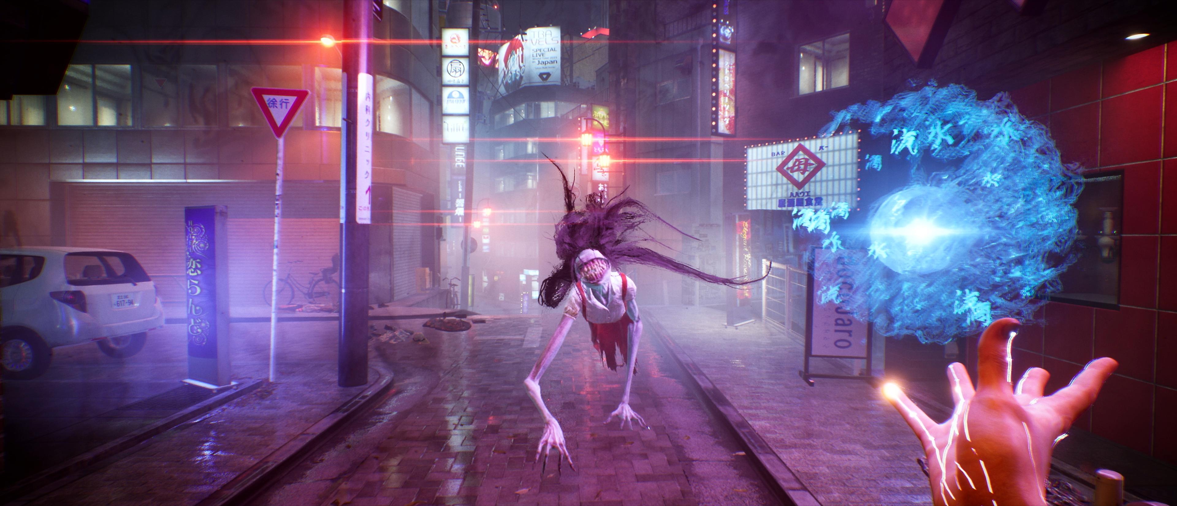 GhostWire: Tokyo - Captura de pantalla de galería 2