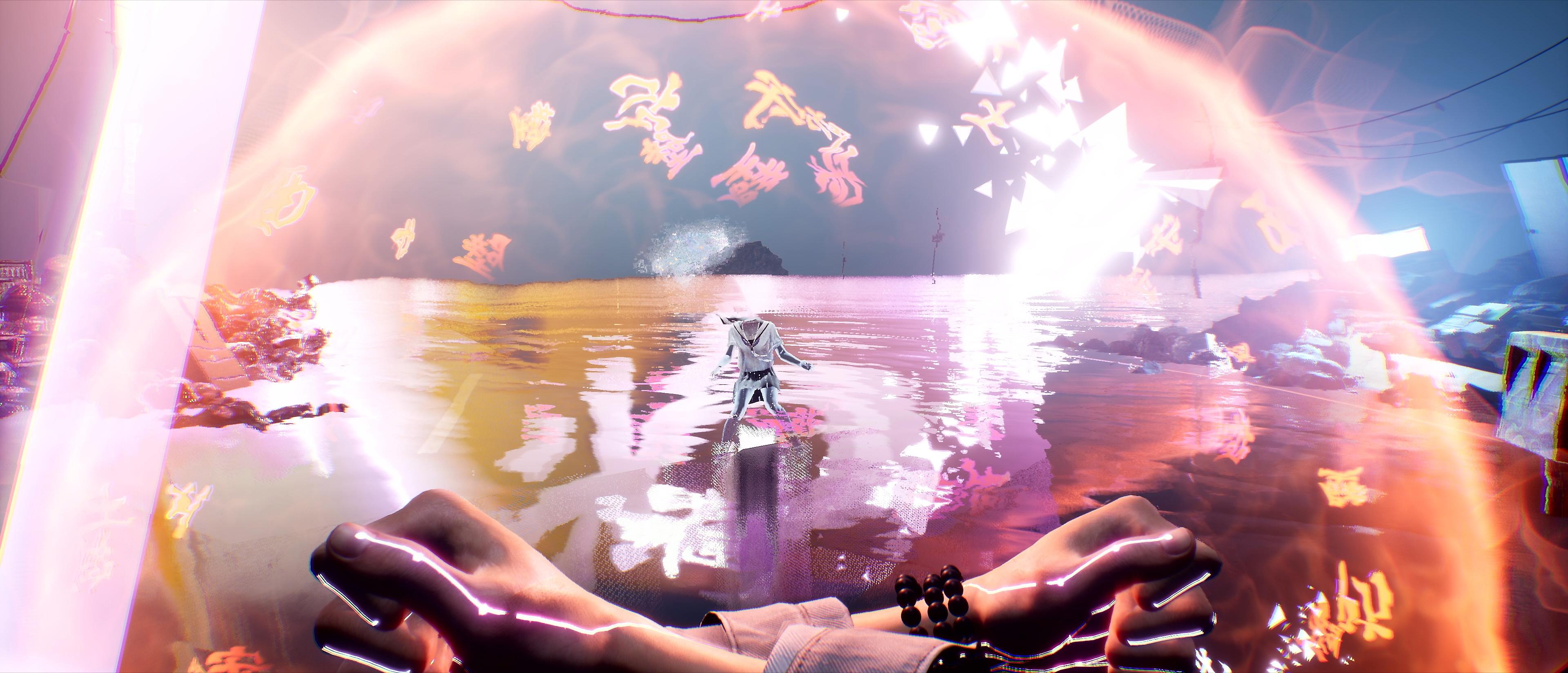 Captura de pantalla de Ghostwire Tokyo