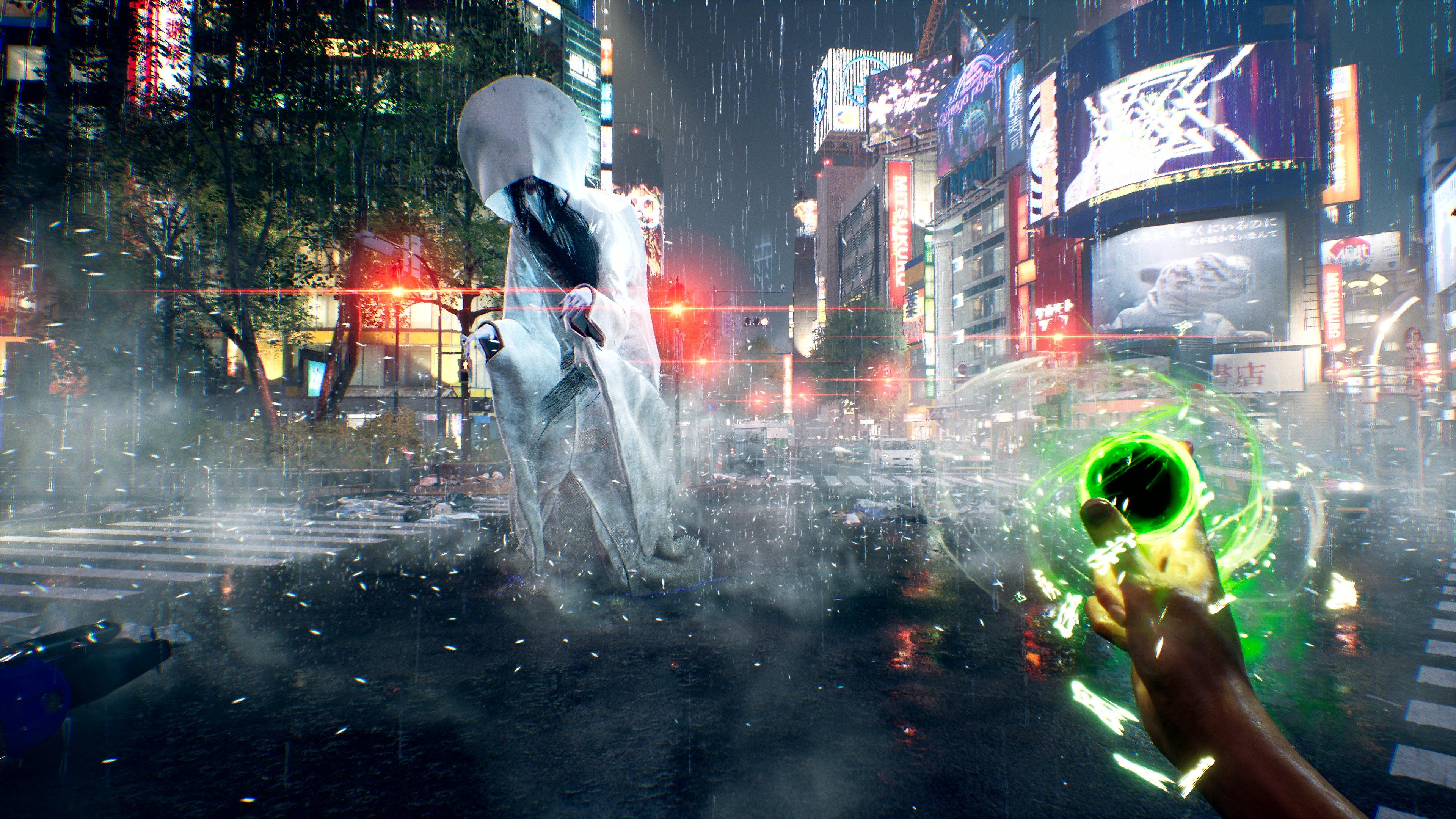 GhostWire: Tokyo - Captura de pantalla de galería 1