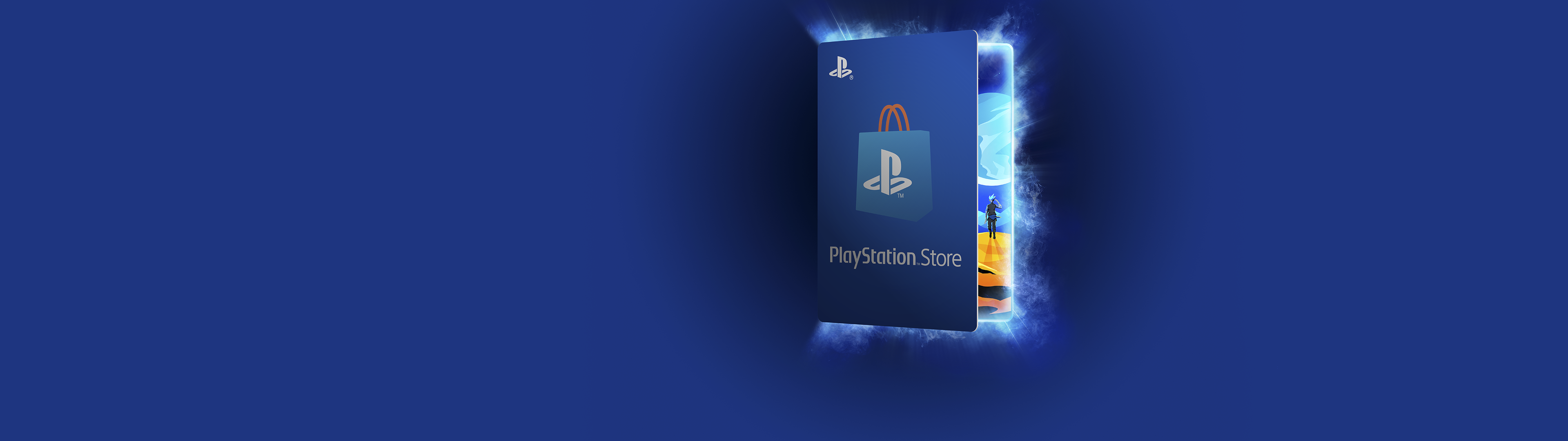 Cartes cadeau PlayStation
