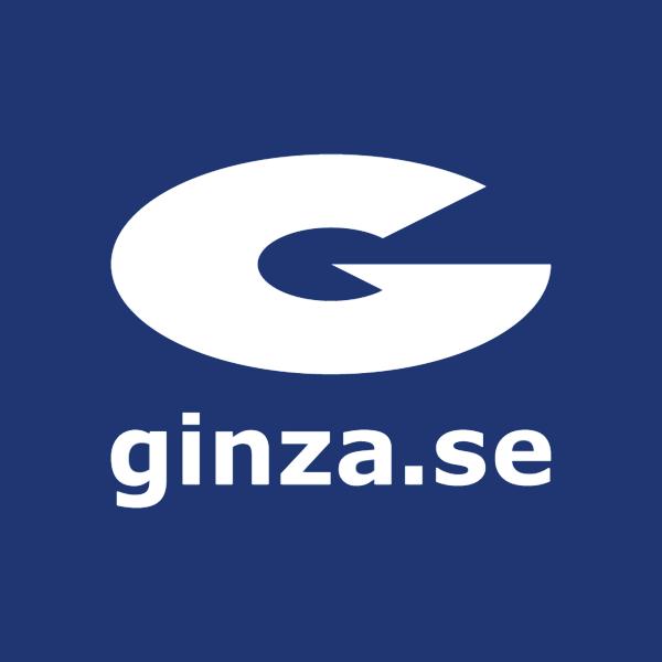 ginza retailer logo
