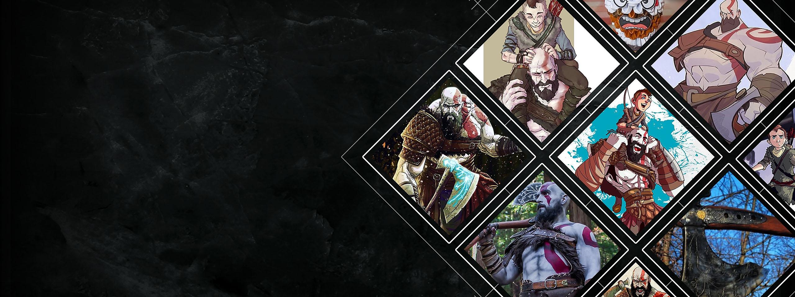 God of War Fanart