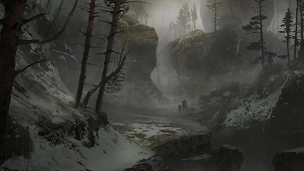 god of war - environnement