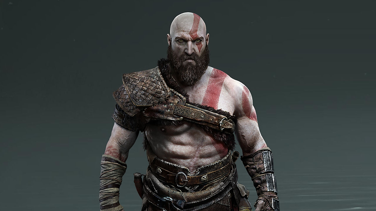 دليل PlayStation للعبة God of War - لقطة شاشة الدرع