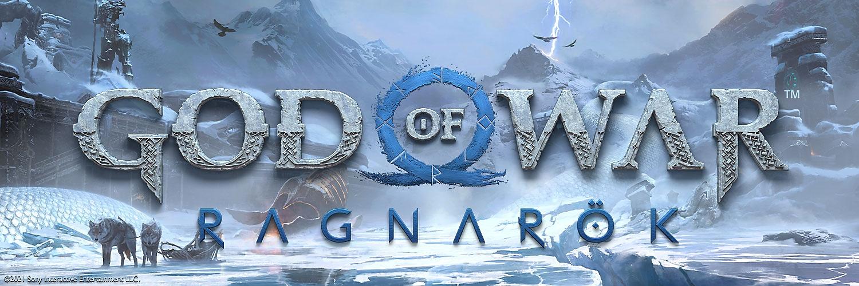 god of war ragnarok banner