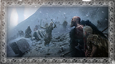 A Special God of War Performance - A Saga Borne of Ash | E3 2017