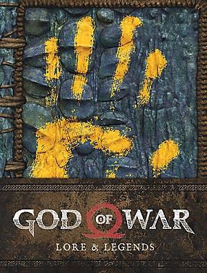 god of war book