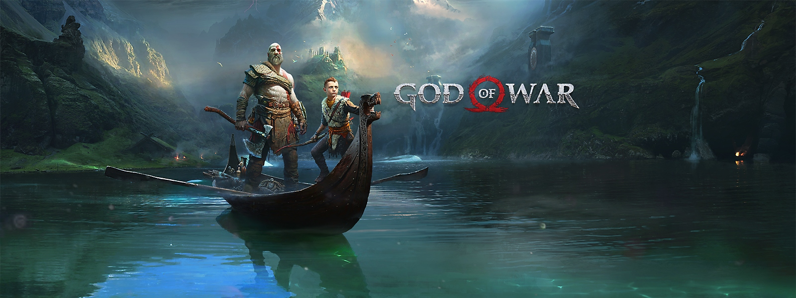 بطل god of war