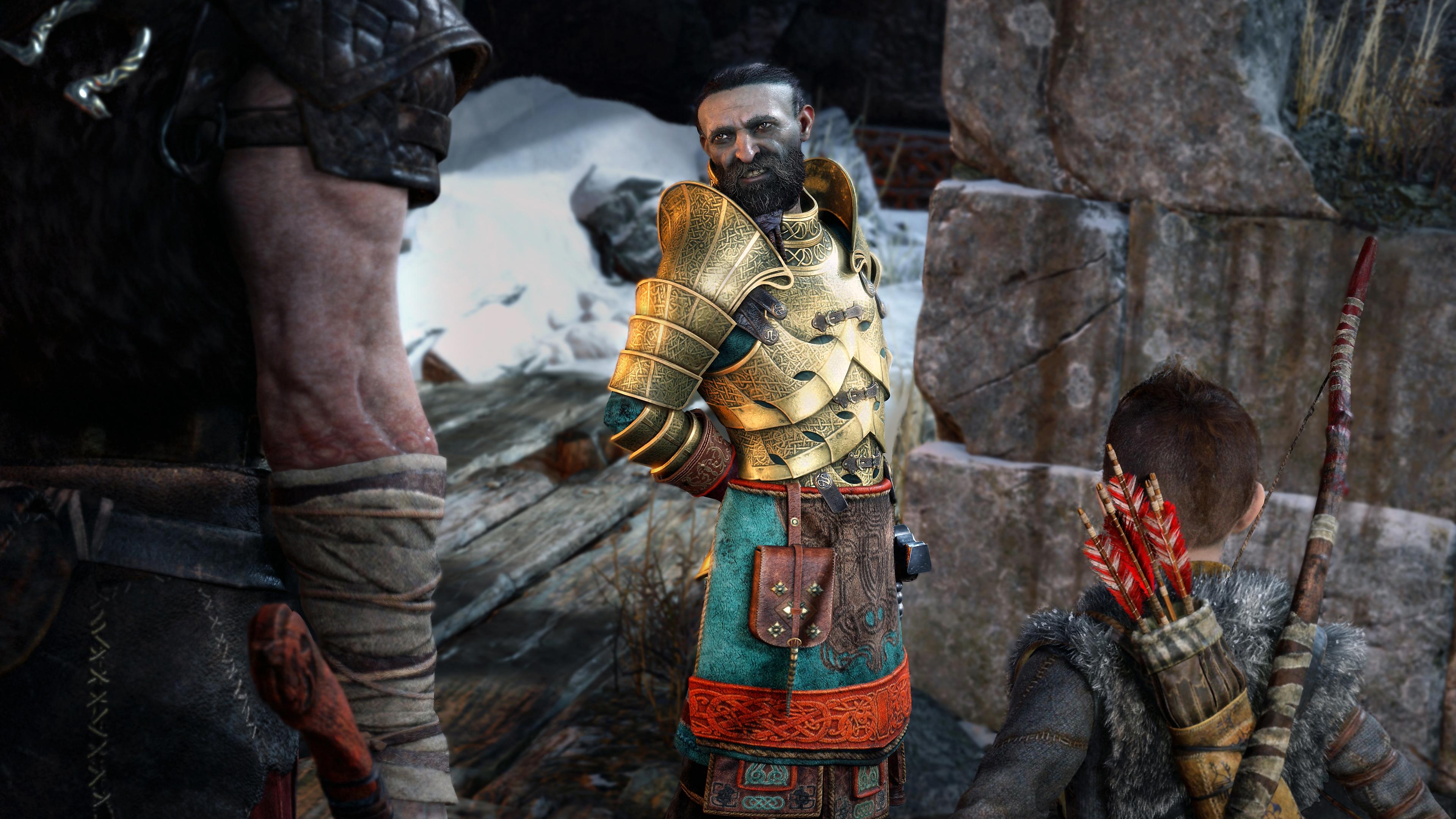 دليل PlayStation للعبة God of War - لقطة شاشة