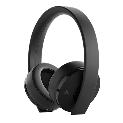 Wireless‐Headset – Gold Edition