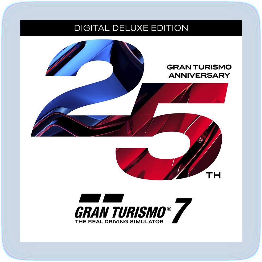gt7 25-årsjubileum