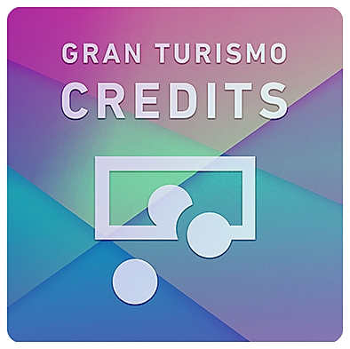 gt7 kreditikon