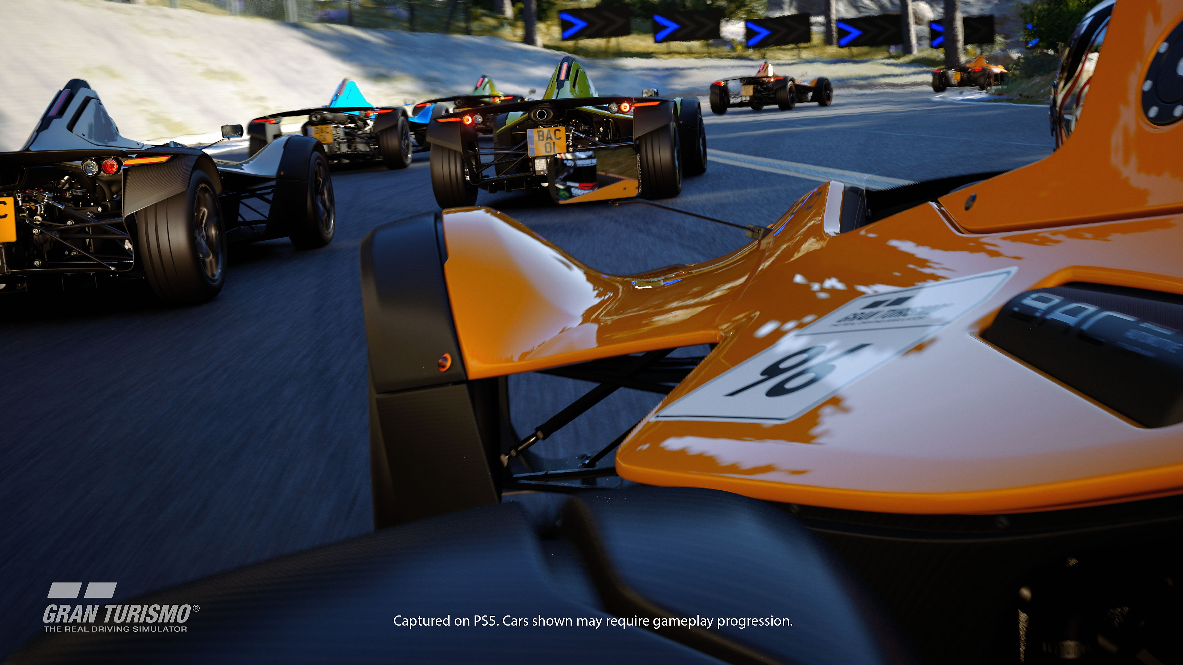 Gran Turismo 7 - Announcement Screenshot