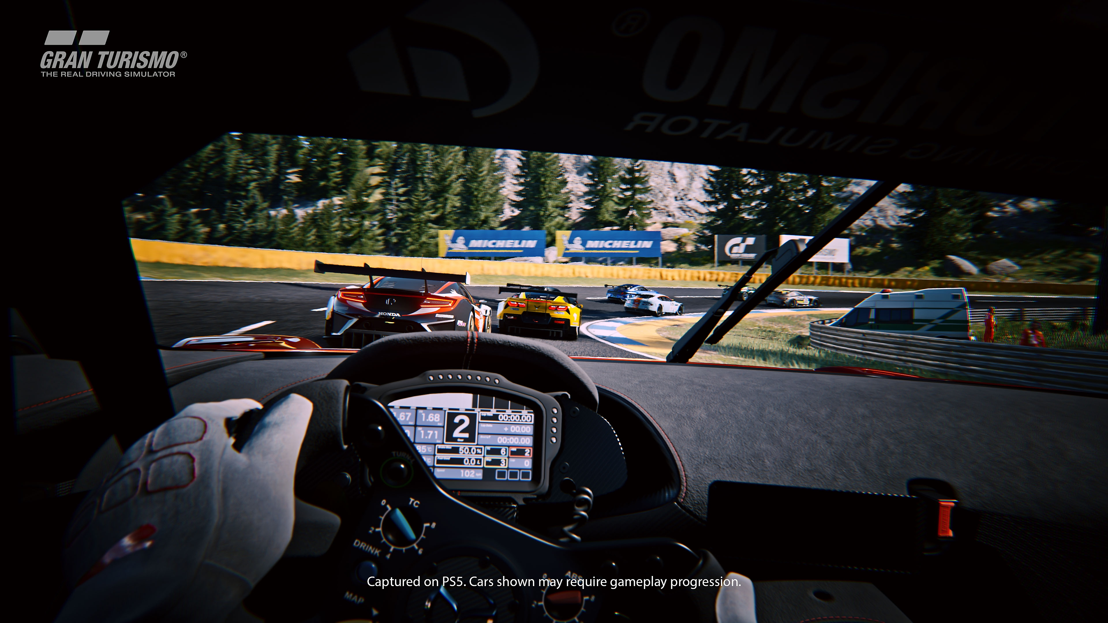 Gran Turismo 7 – Ankündigungs-Screenshot