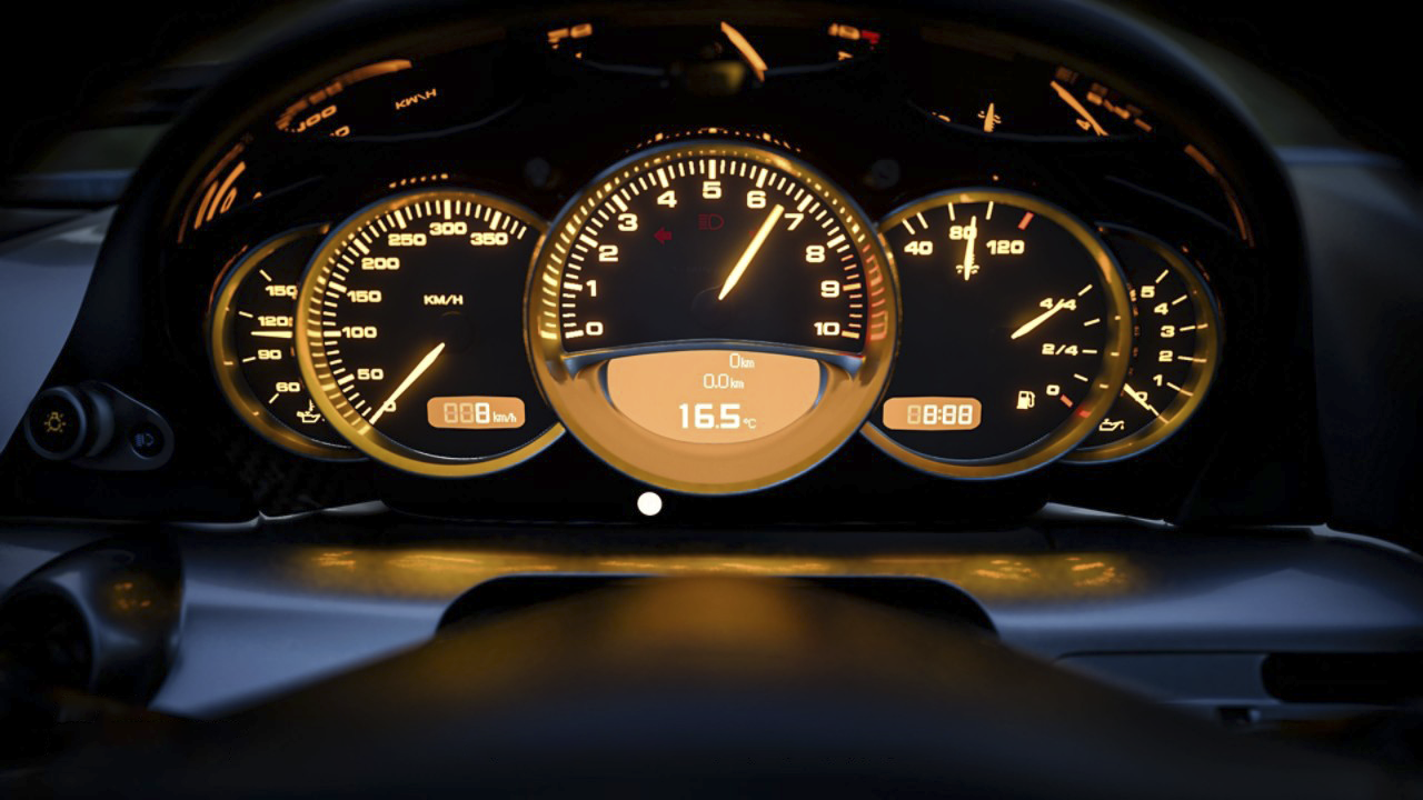 Gran Turismo 7 – zrzut ekranu