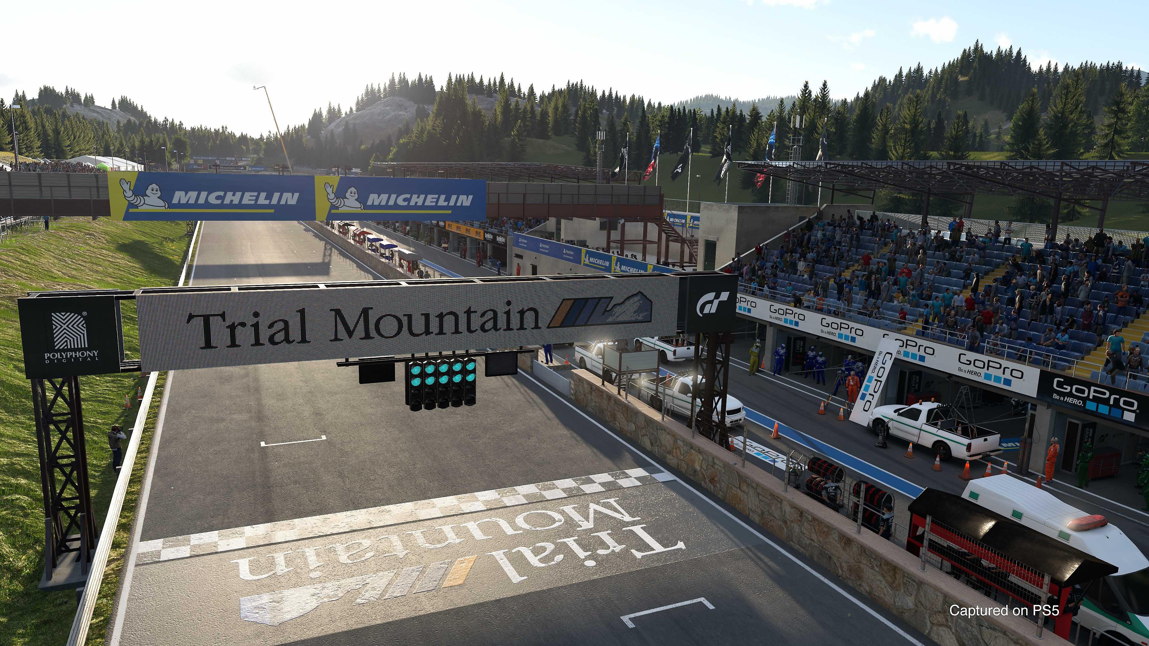 Gran Turismo 7 - Announcement Screenshot
