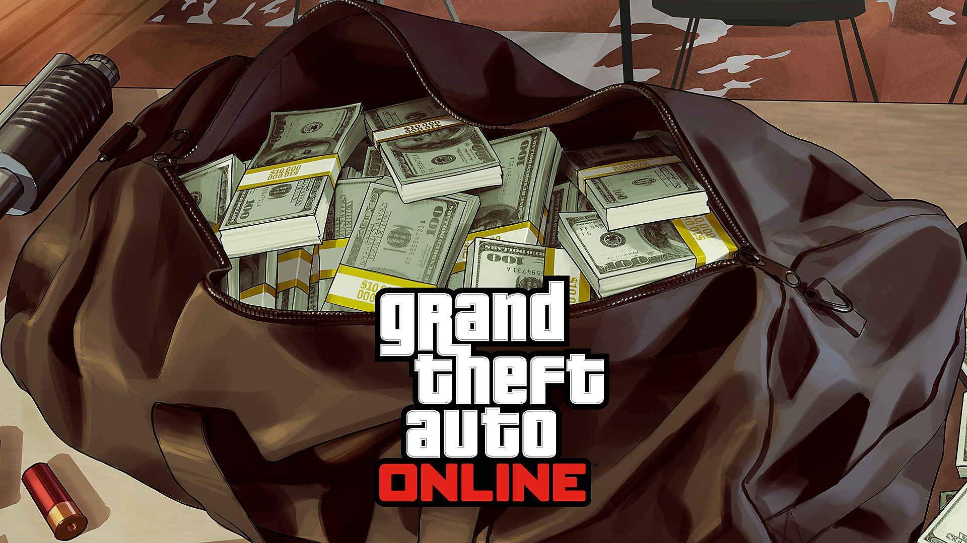 Grand Theft Auto Online - GTA$1M Offer Image
